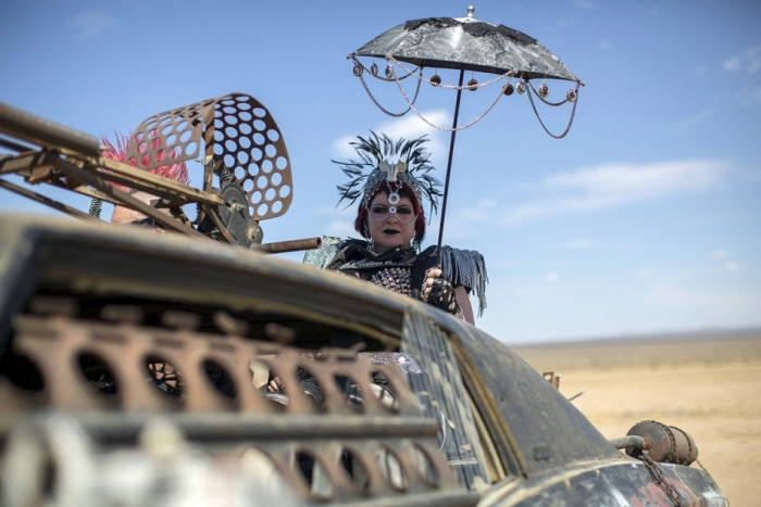 Wasteland Mad Max