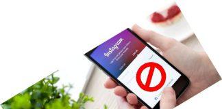 Заблокировать instagram