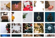 Зимние фото для Инстаграм