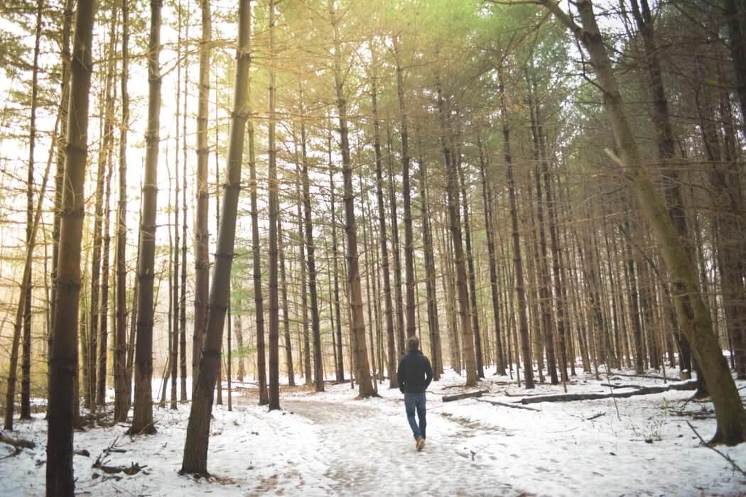 Идеи зимних фото для Инстаграм